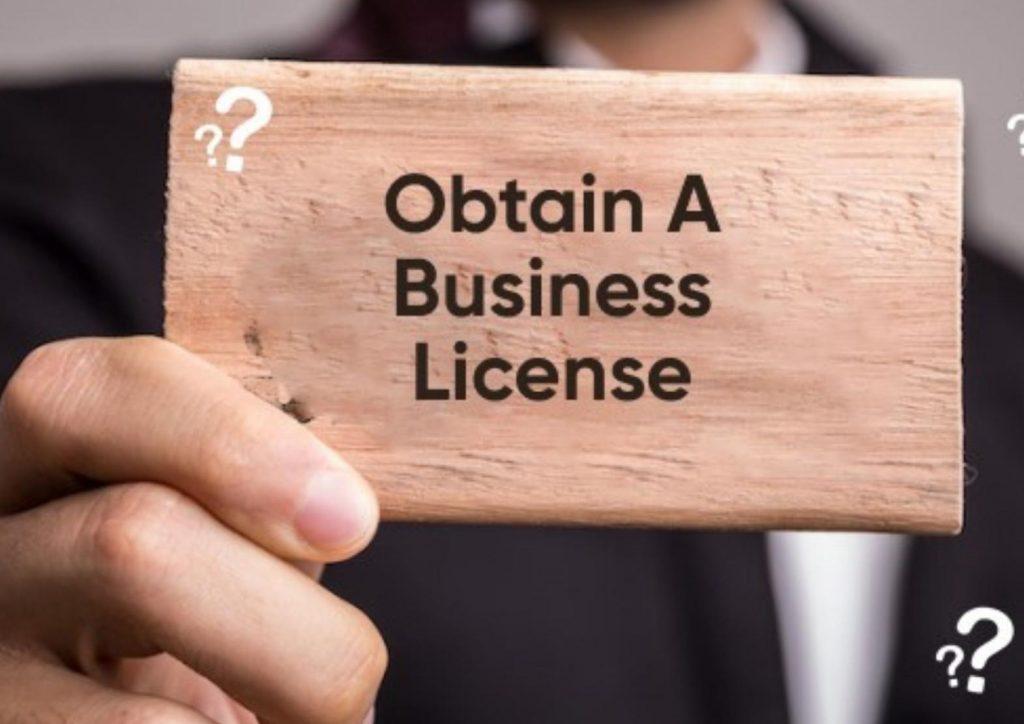 Obtain A Business License