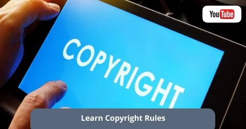 Learn Copyright Rules