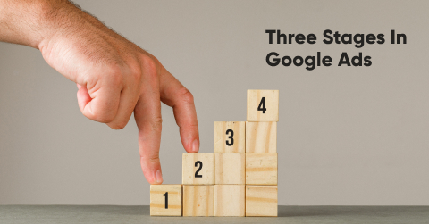 Three Stages In Google Ads